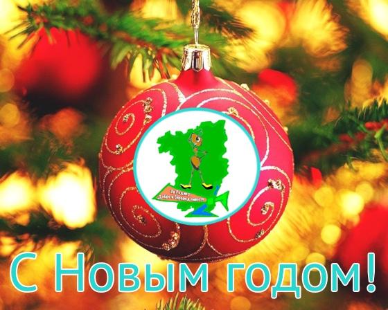 Поздравление с Новым годом от председателя Международного союза СПО-ФДО А.В. Волохова